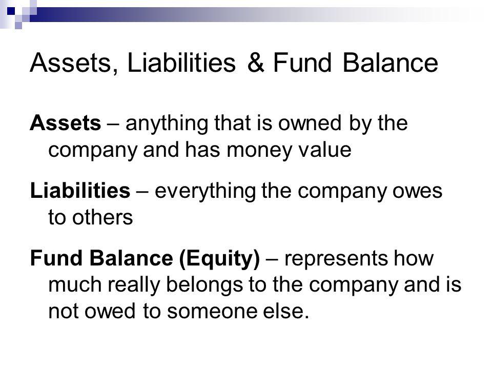 Activity # 3 Assets =Liabilities+ Fund BalRevenues- Expenses 1)2,000 2)1,800 (1,800) 3)800 4)(600) 5)400 6)150(150) 1,5502001,3502,4001,050
