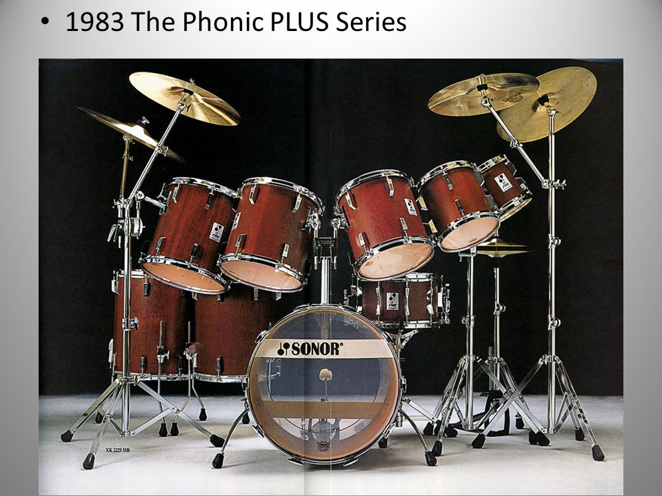 The Classic Link Era 1983 The Phonic PLUS Series