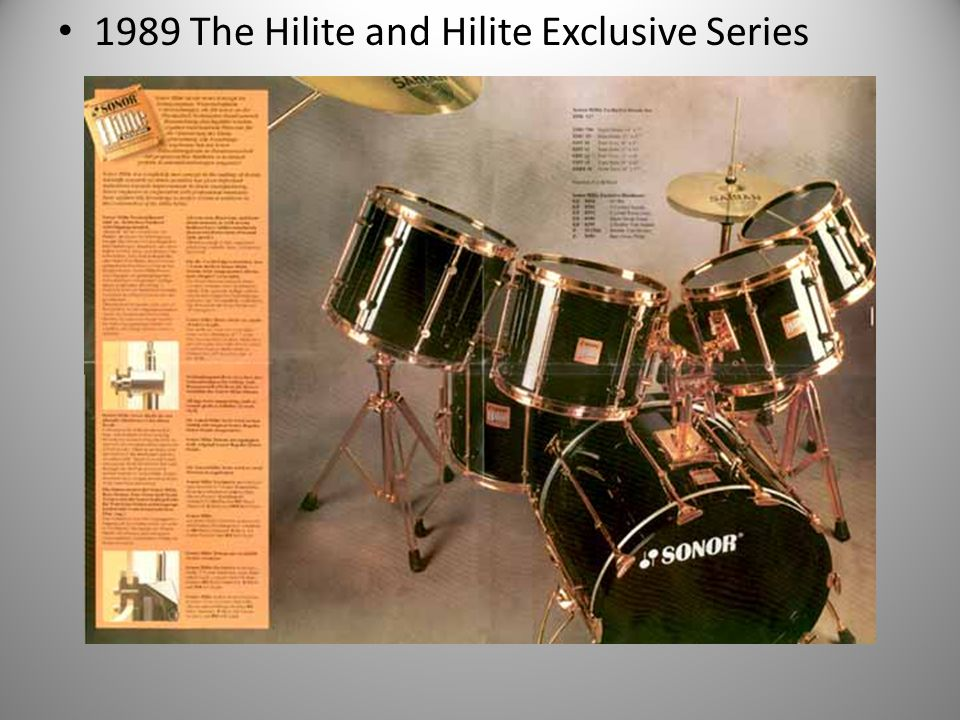 The Classic Link Era 1989 The Hilite and Hilite Exclusive Series