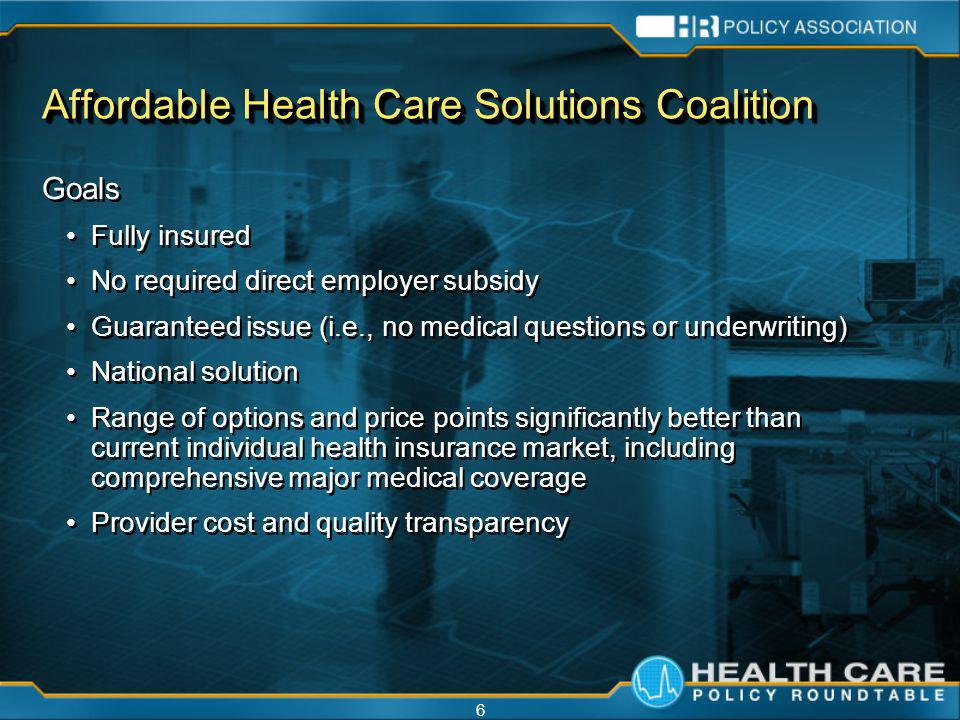 7 National Health Access Offering for Fall 2005 1 Depending on location, individual products may be offered that do include individual underwriting Level I Guarantee Issue (with waiting periods) Guaranteed Issue (no waiting periods) Level III Level II Level IV Level V Level VI Discounted Network Major Medical—$2,000 Deductible (HSA) 1 Major Medical—$1,100 Deductible (HSA) 1 Wellness Benefit Scheduled Inpatient & Outpatient Benefits Scheduled Outpatient Benefit