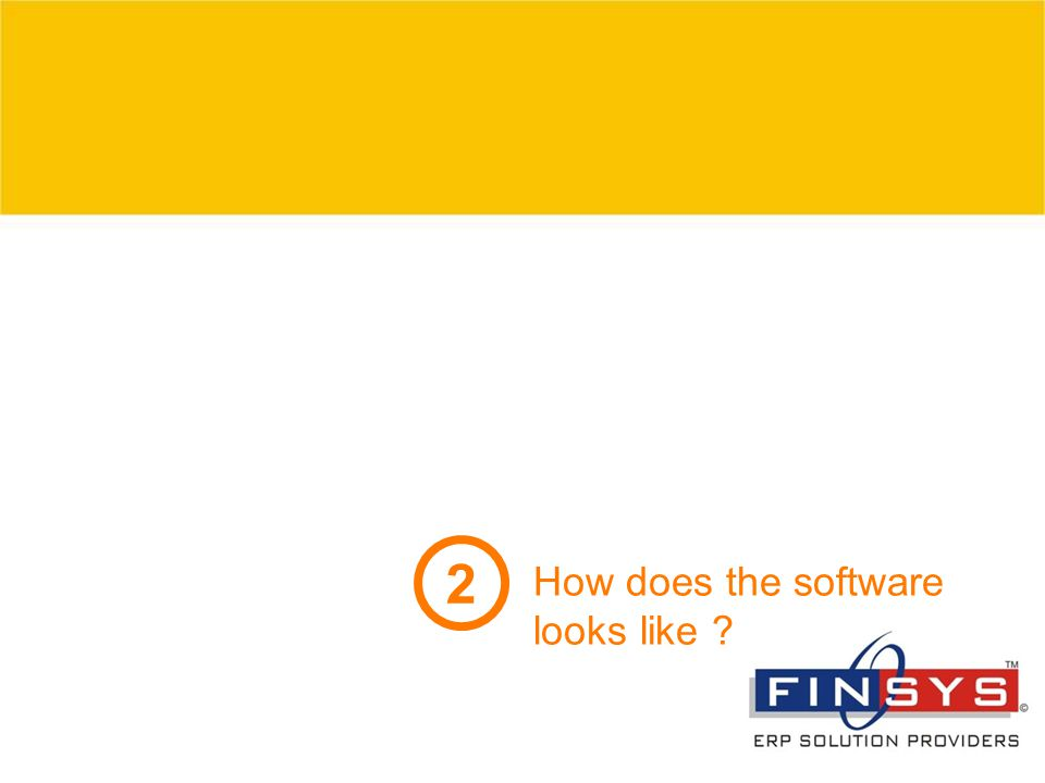 © 2007 Grant Thornton India Pvt. Ltd. All rights reserved. 8 How does the software looks like ? 2