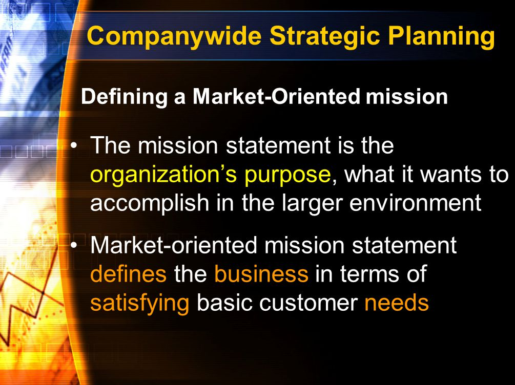 Analyzing Current SBU's: Boston Consulting Group Approach Question Marks High growth, low share Build into Stars or phase out Require cash to hold market share Question Marks High growth, low share Build into Stars or phase out Require cash to hold market share Stars High growth & share Profit potential May need heavy investment to grow Cash Cows Low growth, high share Established, successful SBU's Produce cash Cash Cows Low growth, high share Established, successful SBU's Produce cash Dogs Low growth & share Low profit potential Dogs Low growth & share Low profit potential .
