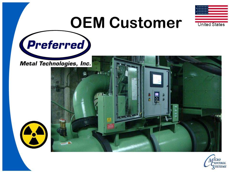 OEM Customers United States