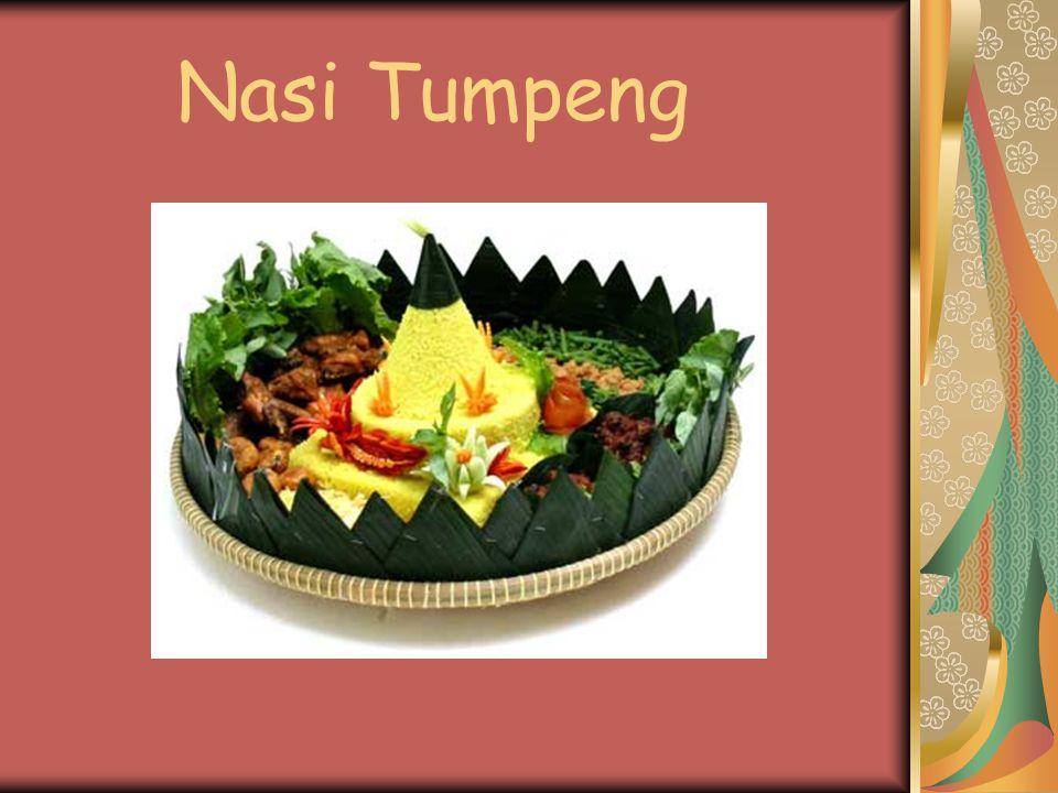 Nasi Tumpeng