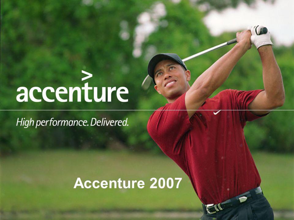 1 Accenture 2007