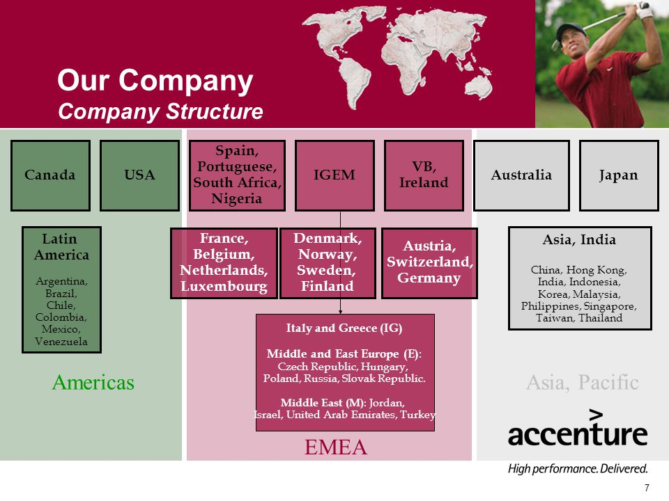 8 Our Company Company Revenues