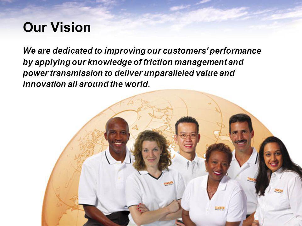 Friction Management & Power Transmission