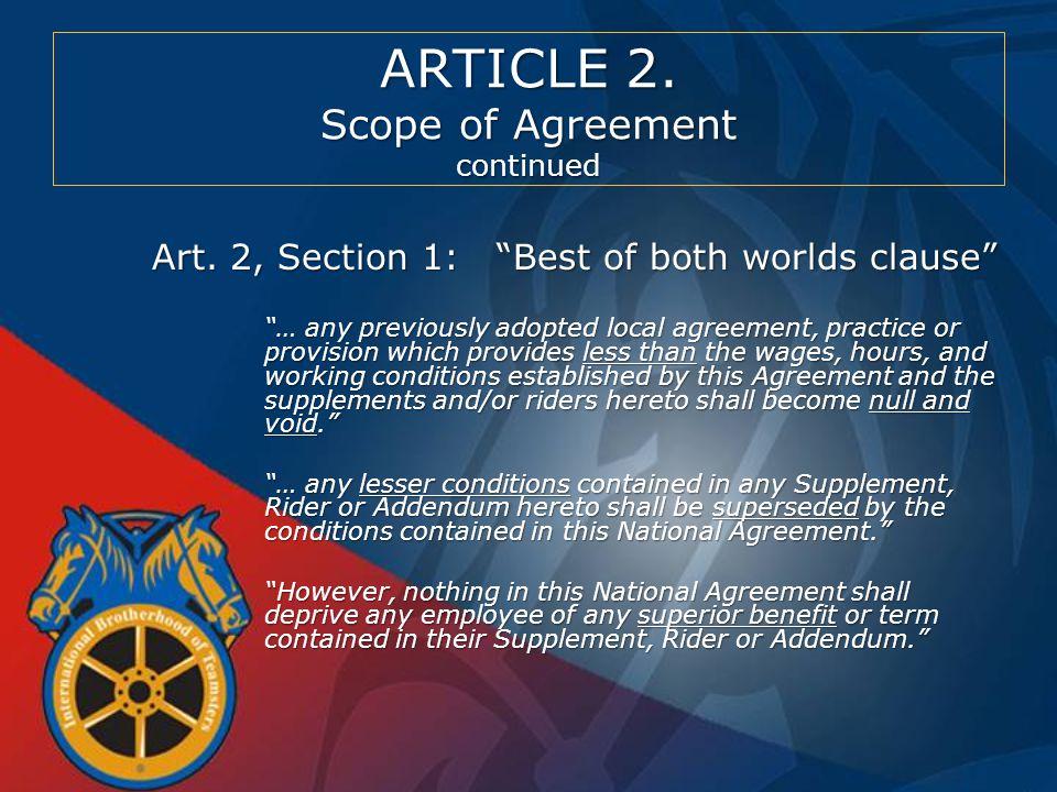 ARTICLES 29-31  Art.29 Member transfer rights.