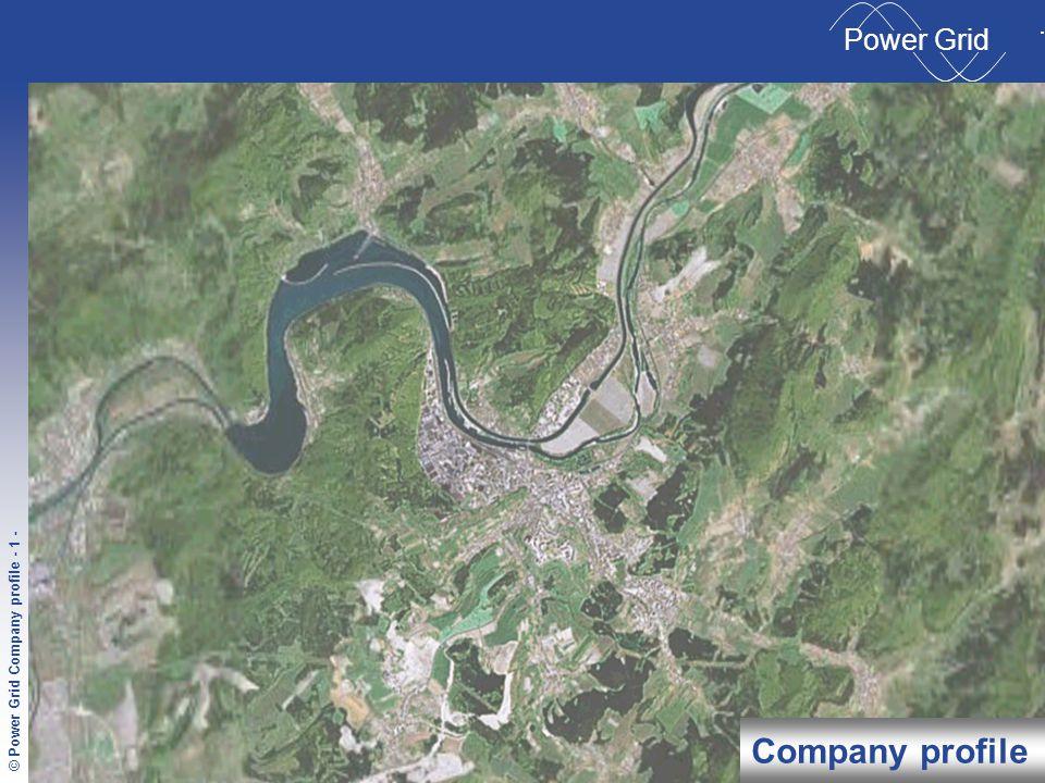 © Condensator Dominit File-Name - 12 - © Power Grid Company profile - 12 - C ONDENSATOR D OMINIT Power Grid The first address for power quality Power Grid www.power-grid.eu