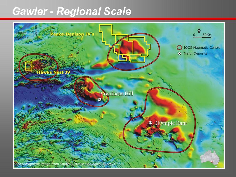 Gawler - Regional Scale