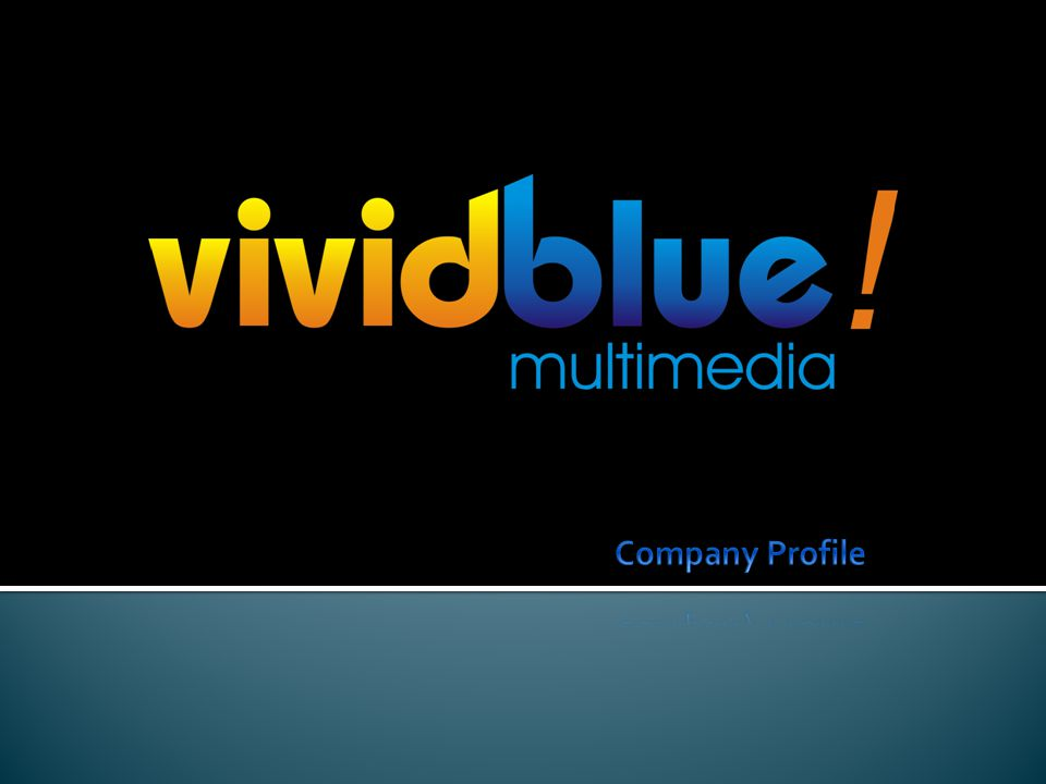 Vivid Blue Multimedia is a business communication and creative media solution provider offering services in Multimedia(including Interactive Multimedia), Concept arts, Website Design/Development, Graphics & Prints, Product Packaging.