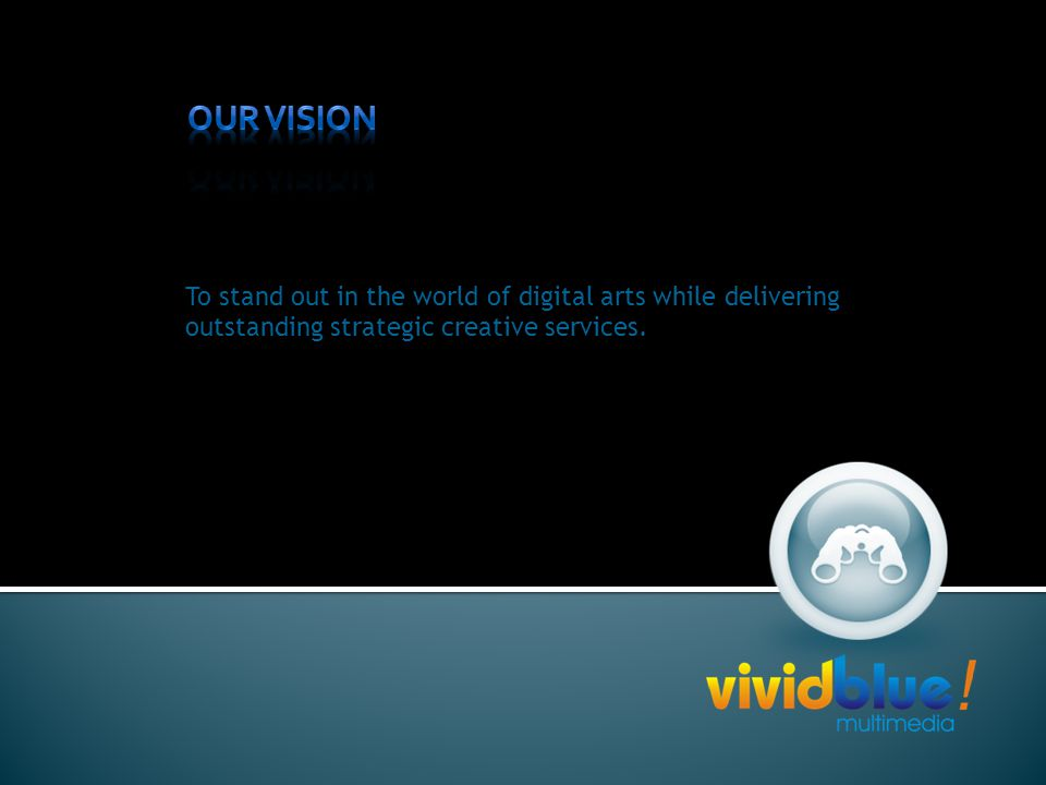 Multimedia and audio-visuals, Interactive multimedia Concept arts/ designs for TV, web, products, services, etc.