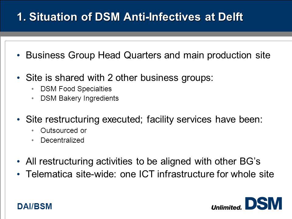 DAI/BSM 1.