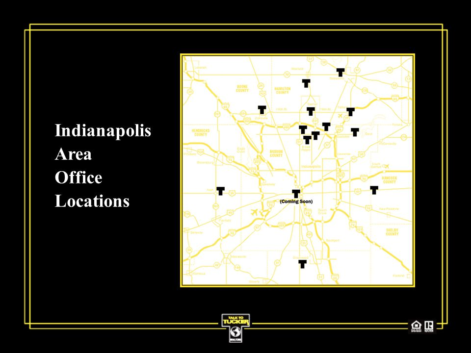 Indianapolis Area Office Locations