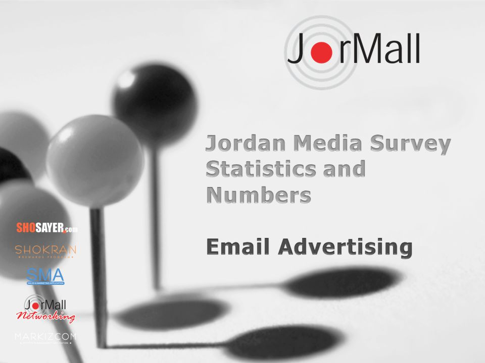 Strategies-Harris Interactive conducted the first independent Jordan Media Survey during the period 29/10/2007 to 8/11/2007 with the support of a USAID grant.