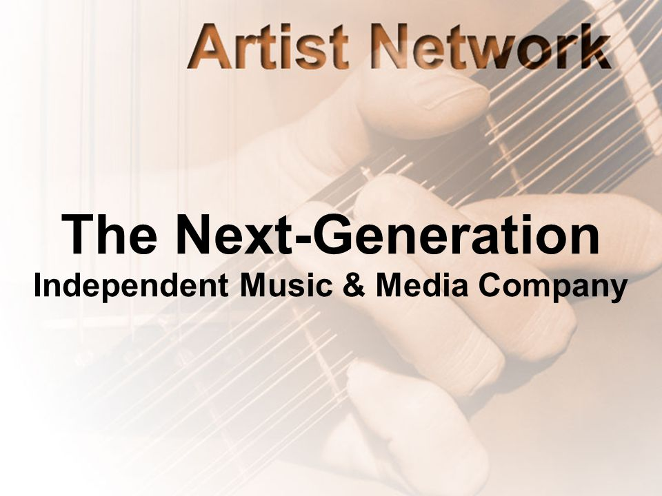 The Next-Generation Independent Music & Media Company