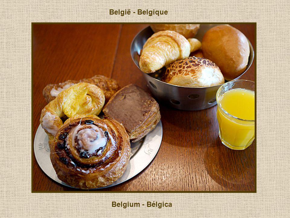 België - Belgique Belgium - Bélgica