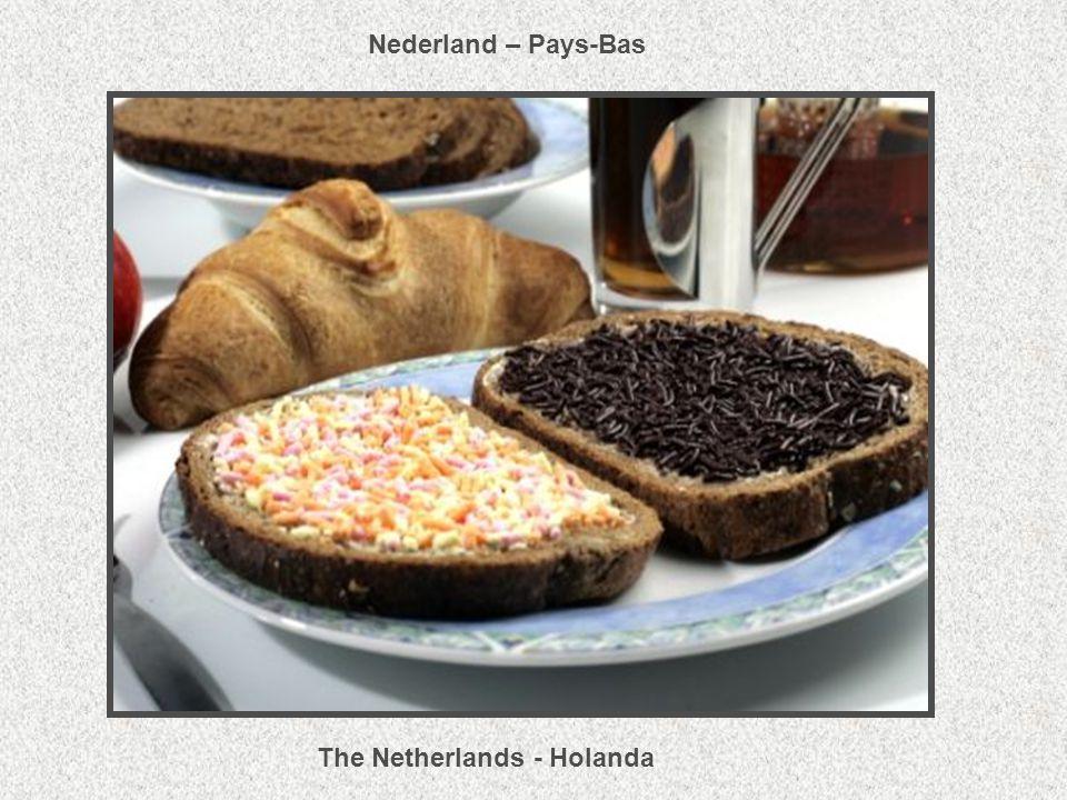 Nederland – Pays-Bas The Netherlands - Holanda