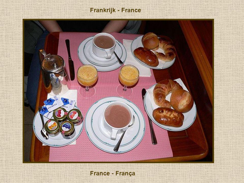 Frankrijk - France France - França