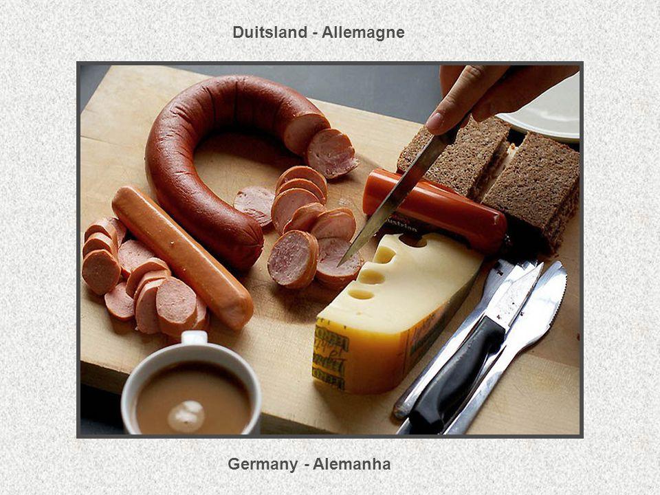 Duitsland - Allemagne Germany - Alemanha