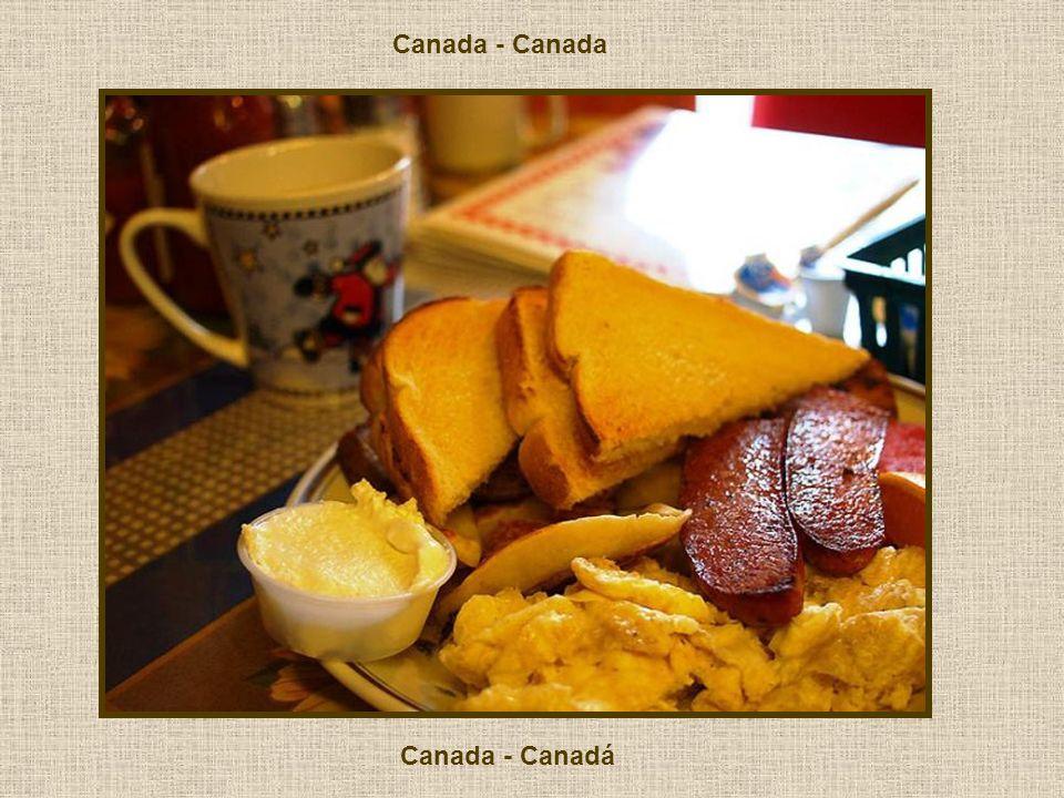 Canada - Canada Canada - Canadá