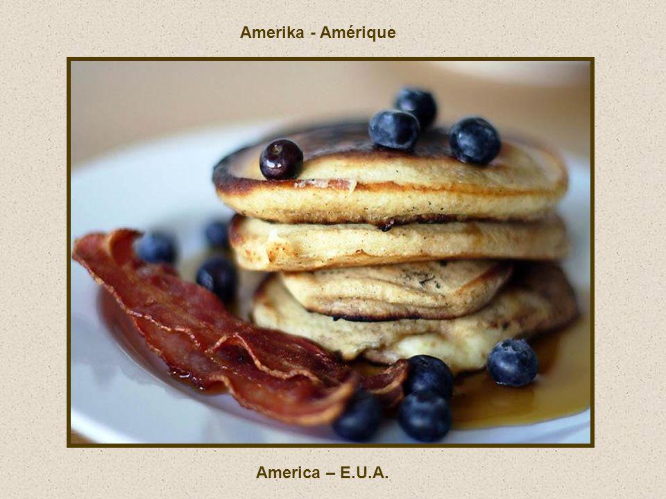 Amerika - Amérique America – E.U.A.