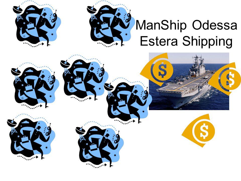ManShip Odessa Estera Shipping