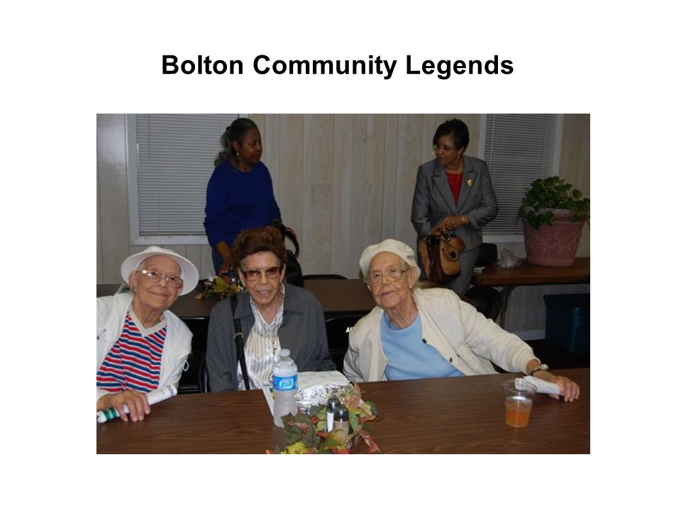 Bolton Community Legends