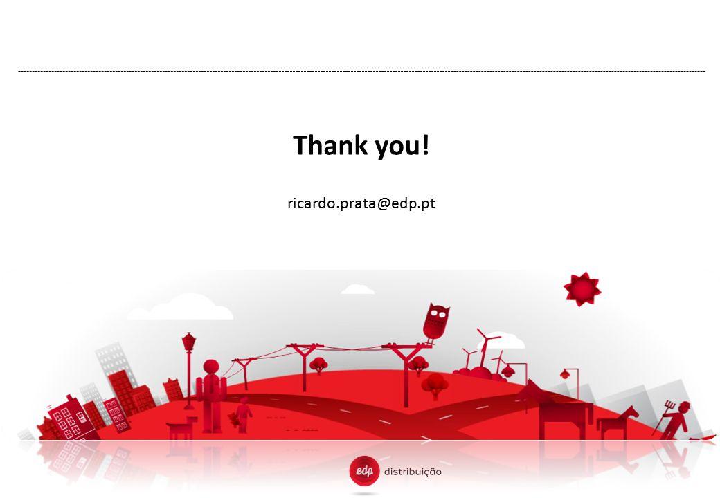 Thank you! ricardo.prata@edp.pt