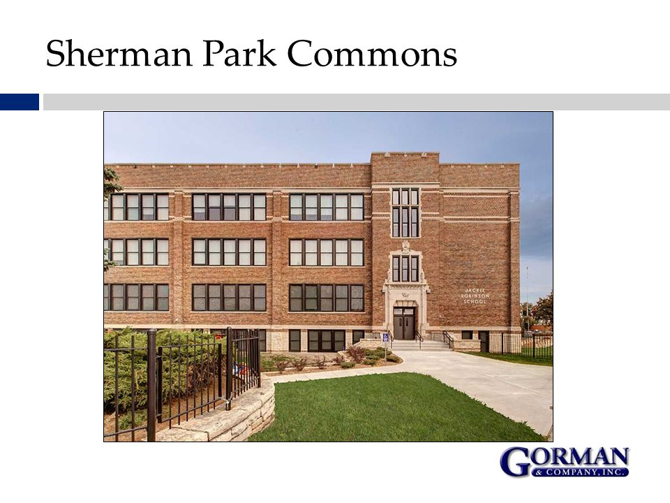 Sherman Park Commons