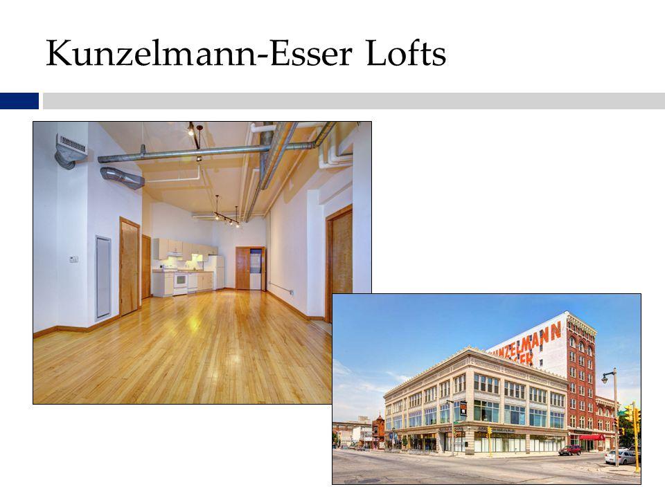 Kunzelmann-Esser Lofts
