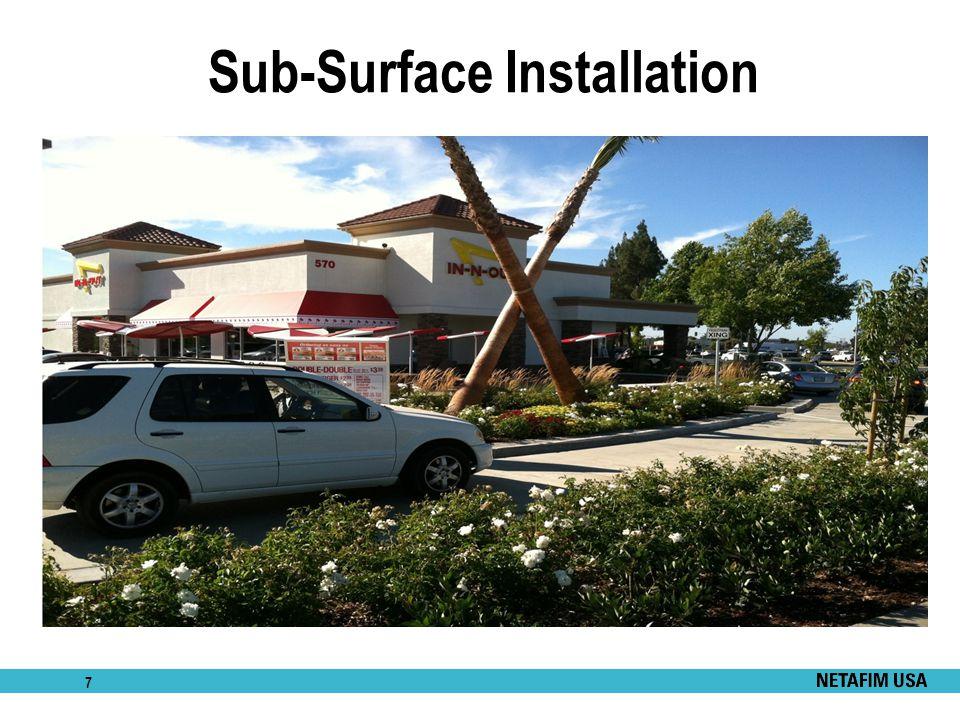 7 Sub-Surface Installation