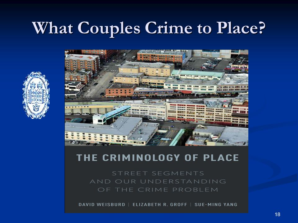 What Couples Crime to Place 18