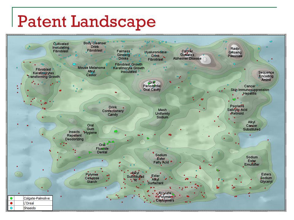 Patent Landscape