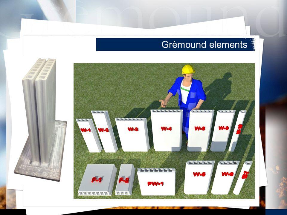Grèmound elements