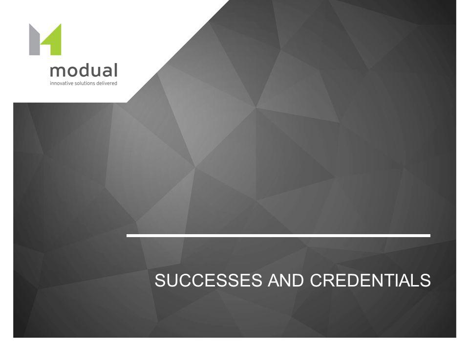 SUCCESSES AND CREDENTIALS
