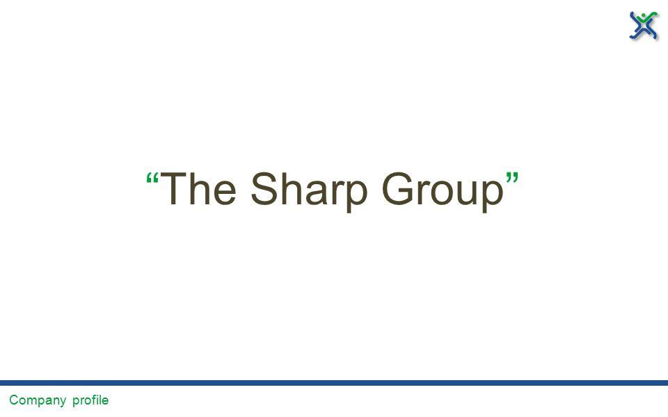"""The Sharp Group"" Company profile"
