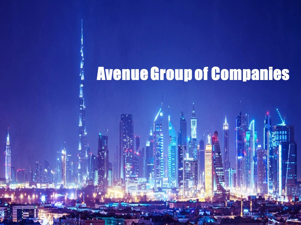 Avenue Group of Companies