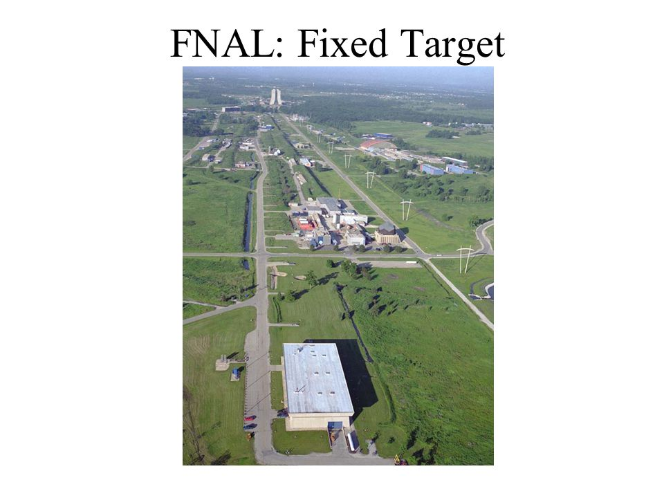 FNAL: Fixed Target