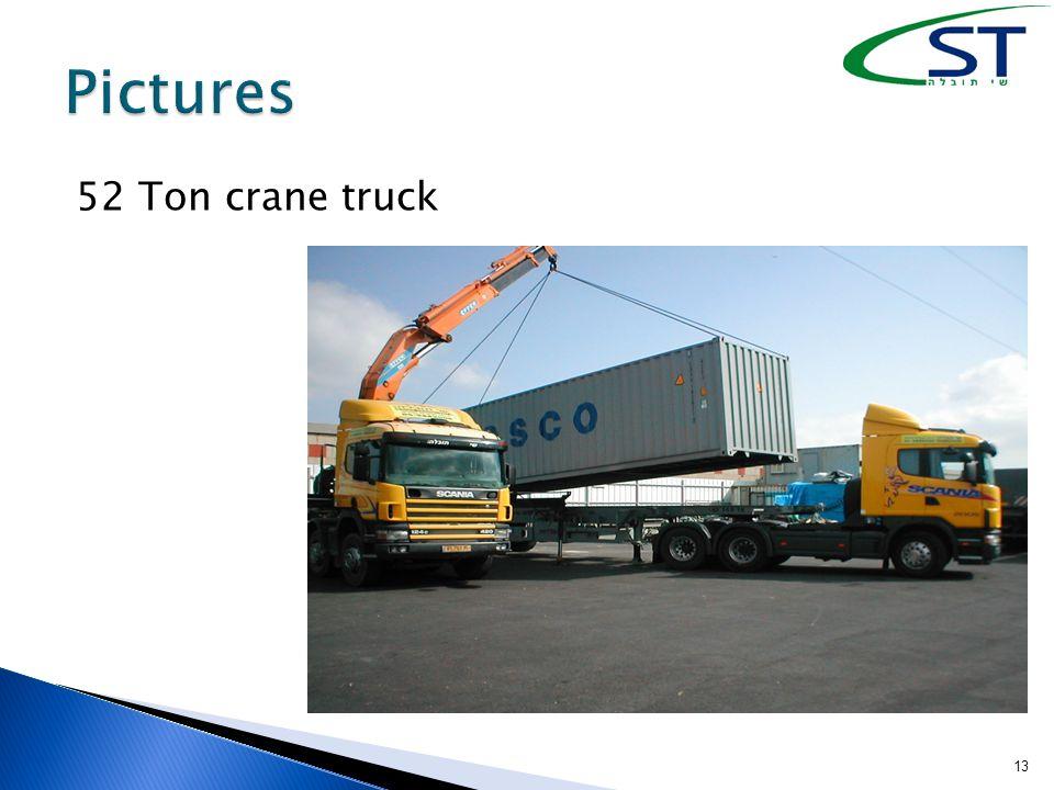 52 Ton crane truck 13
