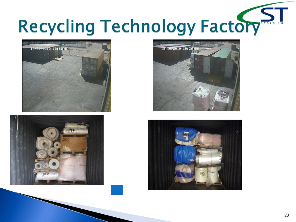 Recycling Technology Factory 23