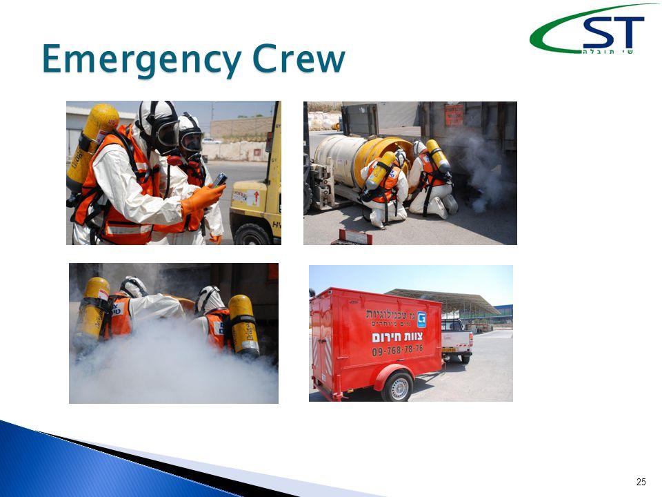 Emergency Crew 25
