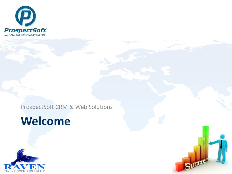 Welcome ProspectSoft CRM & Web Solutions