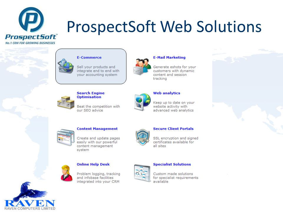 ProspectSoft Web Solutions