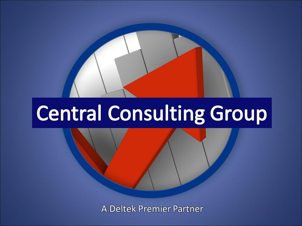 Schedule an info@CentralConsultingGroup.com Contact us or Effectiveness Review to learn more CentralConsultingGroup.com 866.511.5710