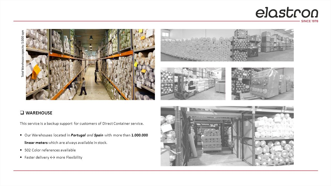  FACTORY OF CATALOGUES A powerful marketing tool for articles promotion.