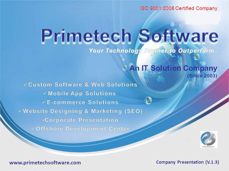 Experienced in working various types of Software Development Projects with SMEs, MNCs, Government projects like -  Completion for Dynamic Weather forecasting System in January, 2013 for Pune Government.