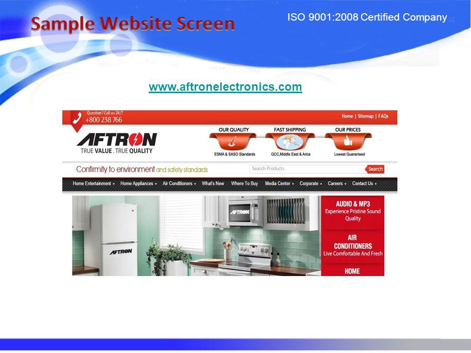 www.aftronelectronics.com
