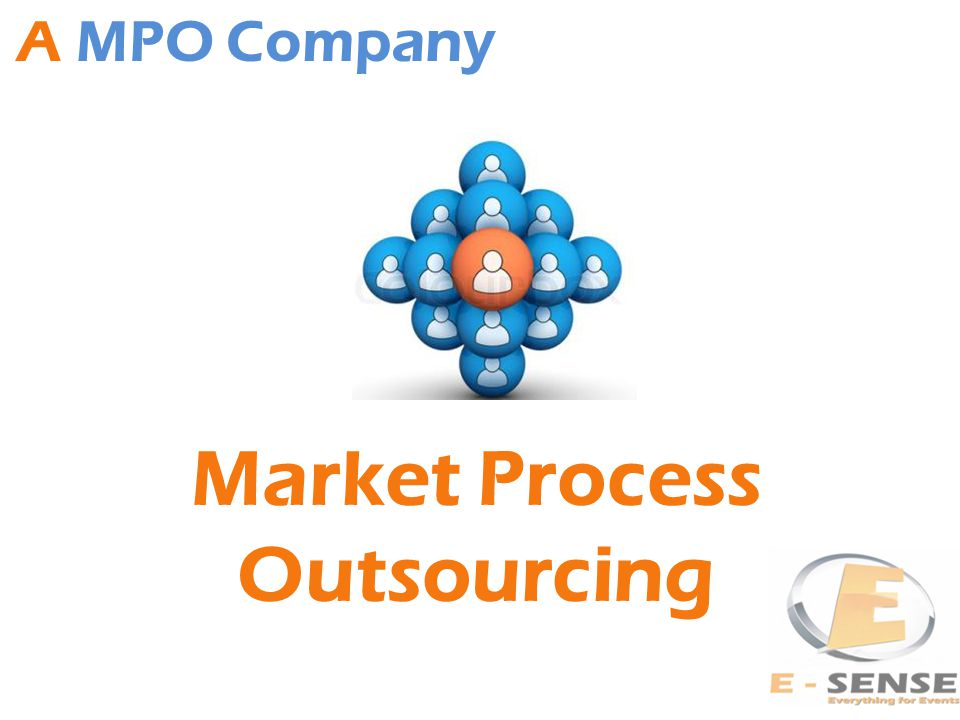 A MPO Company Market Process Outsourcing