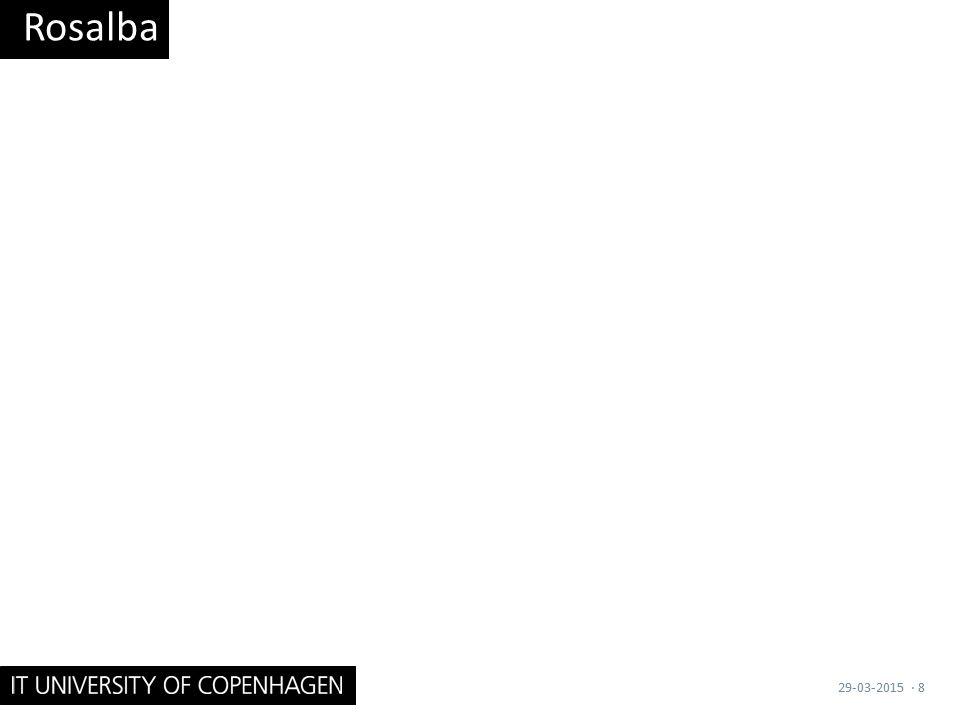 Peking University, China 29-03-2015· 9 Gaze-tracking & Positioning Intelligent Airport Declarative Complex Event Processing E-collaboration Room 3A12Room 2A14Room 3A07 Group 1 - Partner: PKU Supervisor: Søren Debois Per Rasmussen Lise Møller Petersen Teis Østerlund Morten Esbensen Tobias Mandrup Johansen Group 2 - Partner: PKU Supervisor: Søren Debois Christian Stanescu Kristrun Einarsdottir Mateusz Szulakowski Jonas Jensen Christos Karavasileiadis Group 3 - Partner: PKU Supervisor: Thomas Hildebrandt Mindaugus Poskus Tom Pronk Alex Usbergo Luca Querella Marco Pock- Steen Fraile Bogdan Petrutescu Group 4 - Partner: PKU Supervisor: Francesco Zanitti Alvis Davidavicius Stina Matthiesen Greg Radzio Julius Bartkus Christian Højgaard Group 5 - Partner: PKU Supervisor: Francesco Zanitti Rasmus Peter Gagge Steffen Stald Pedersen Alina Arm Gabriel Balazs Peter Visti Kløft